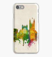 Bath England Skyline Cityscape iPhone Case/Skin