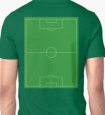 Soccer Pitch, Football Pitch, Soccer Field, Football Field, Football, Soccer T-Shirt