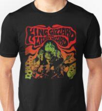 king gizzard and the lizard wizard 6 T-Shirt