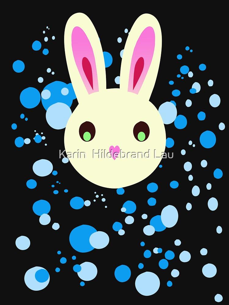 Bubble Bunny by karimala