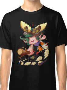 Yoshiki & Capitan leap Classic T-Shirt