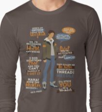Lance Quotes T-Shirt