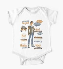 Lance Quotes Kids Clothes