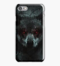 Error Wolf iPhone Case/Skin