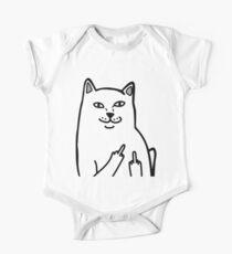F*ckU Cat  Kids Clothes