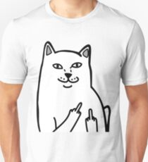 F*ckU Cat - Lord Nermal Unisex T-Shirt