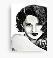 1930 Canvas Print
