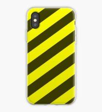 Caution Zone iPhone Case