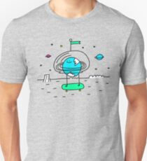 Surreal Planet - Mr Beaker Unisex T-Shirt