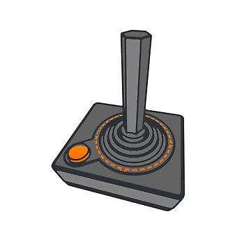 Atari Joystick Sticker by panaromic