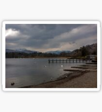 Lake Windermere Sticker
