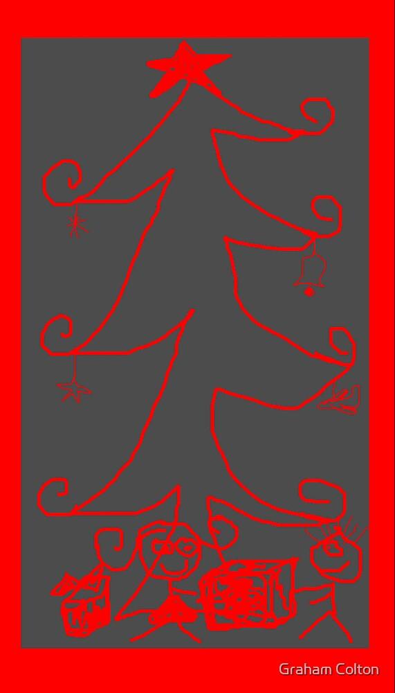 Kids Christmas Tree 2 by Graham Colton