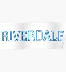 Riverdale Logo Poster