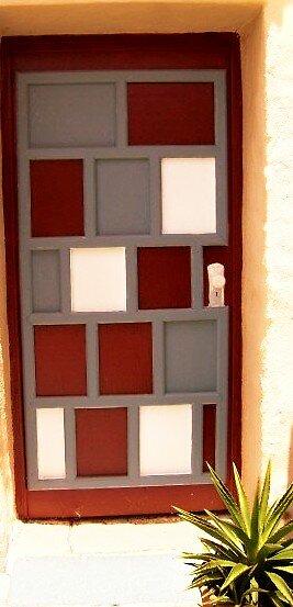 Knock Knock by Natania Rogers