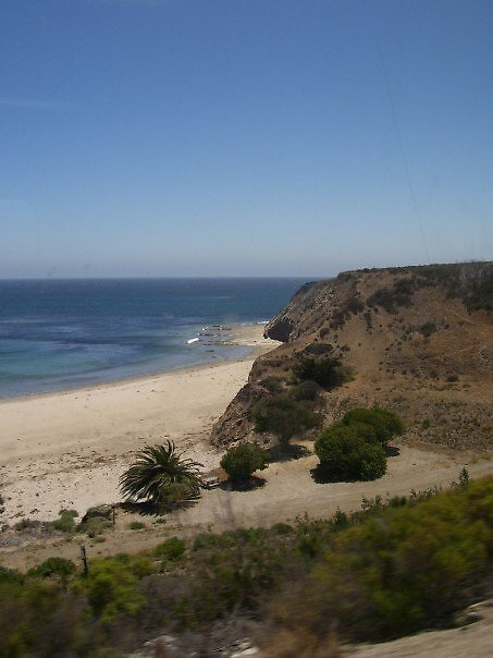 Cali Cliffs by Natania Rogers