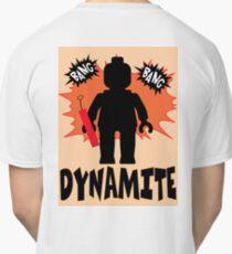 Dynamite Minifigure Classic T-Shirt