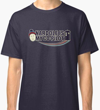 Nardole Is My Co-Pilot Classic T-Shirt