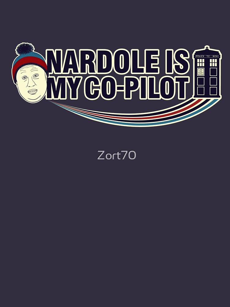 Nardole Is My Co-Pilot by Zort70