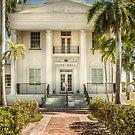 Everglades City - City Hall  by John  Kapusta