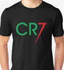 Cristiano Ronaldo CR7 Unisex T-Shirt