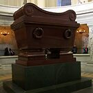Napoleon Bonaparte's final resting place by WaleskaL