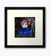 Ode to Sleep Andy Signs Framed Print