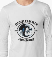 Httyd Berk Flight Academy Sharp Class Long Sleeve T-Shirt
