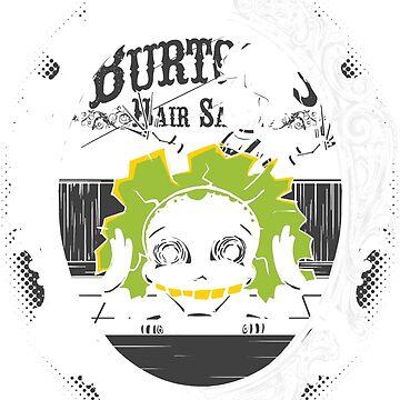 Burtons Hair Salon by SpicyMonocle