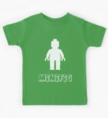 Minifig [White] Kids Clothes