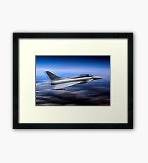 Mach1 Framed Print