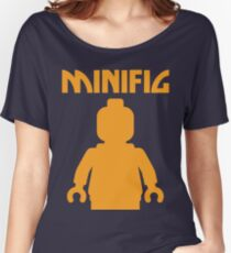 Minifig  Women's Relaxed Fit T-Shirt