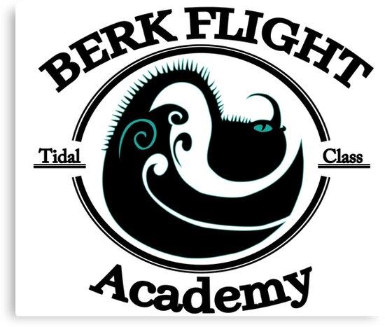 Httyd Berk Flight Academy Tidal Class by Rooktopwn