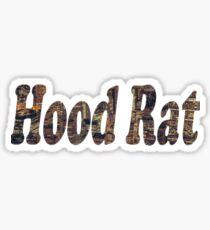 Hood Rat Sticker