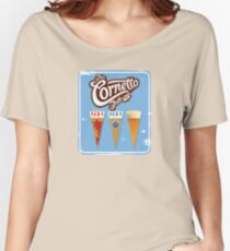 The Cornetto Trilogy Women's Relaxed Fit T-Shirt