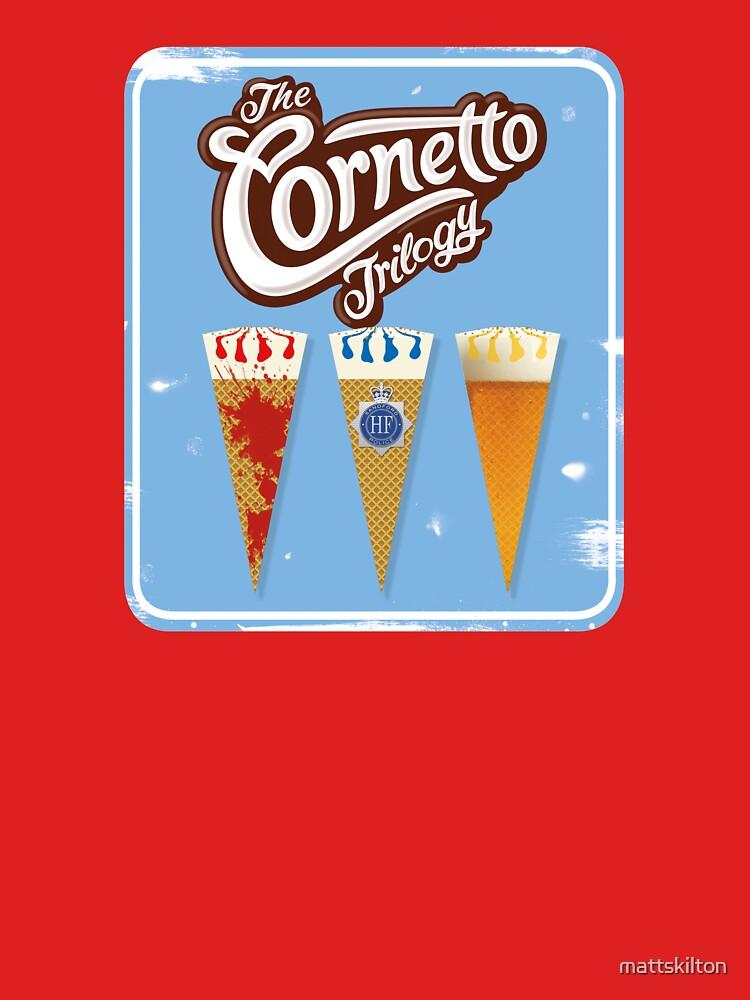 The Cornetto Trilogy by mattskilton