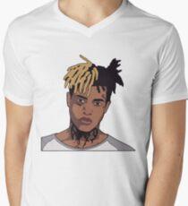 XXXTENTACION Comic Book Design T-Shirt
