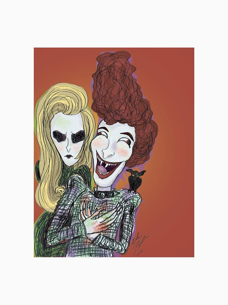 The Laughing Vampire by GroglioArt
