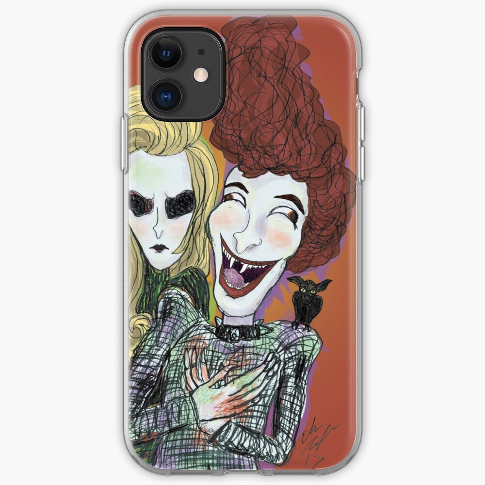 The Laughing Vampire iPhone Case & Cover