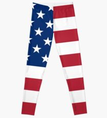 U.S. Flag: Old Glory Leggings