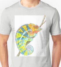 Chameleon art Unisex T-Shirt