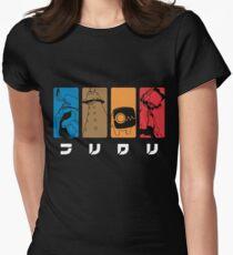 flcl Women's Fitted T-Shirt