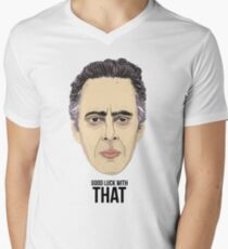 Dr. Jordan Peterson - GOOD LUCK WITH THAT T-Shirt