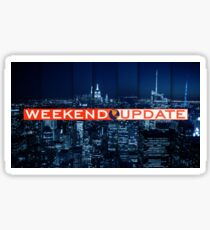 Weekend Update Sticker