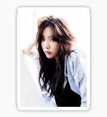 Taeyeon sticker  Sticker