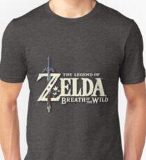 The legend of Zeklda - Breath of the wild Unisex T-Shirt