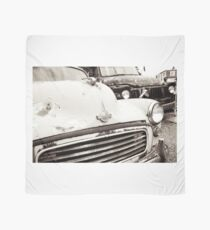 Rusty Morris Minor Car Scarf