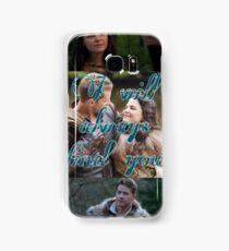 I will always find you- OUAT Samsung Galaxy Case/Skin