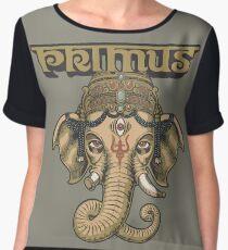 Primus - Elephant Hindu Chiffon Top