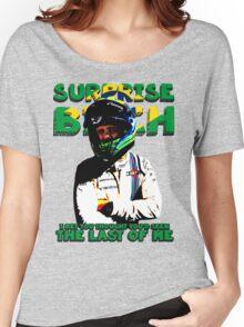 SURPRISE - Felipe's Back  Women's Relaxed Fit T-Shirt