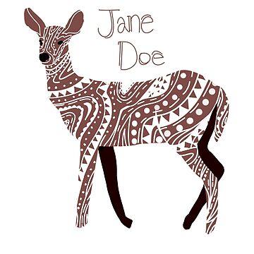 Pat Jane Doe by AmeAki